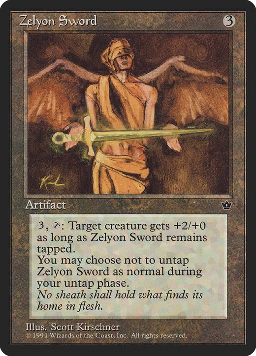 Zelyon Sword image