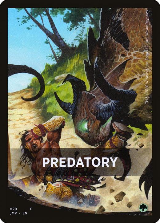 Predatory Card image