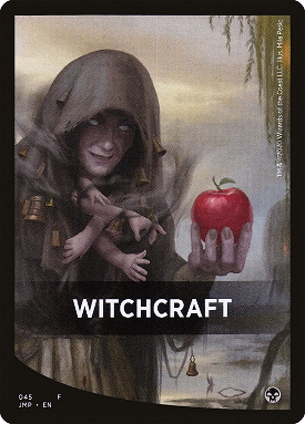 Witchcraft Card image