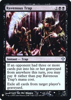 Ravenous Trap image