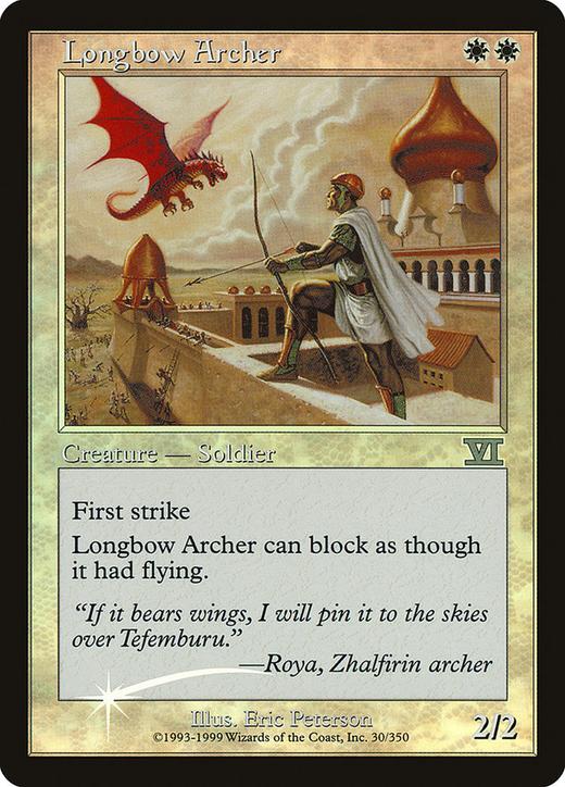 Longbow Archer image