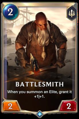 Battlesmith image