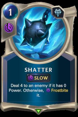 Shatter image