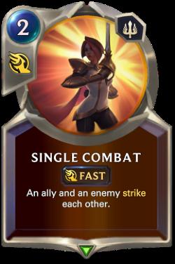 Single Combat image
