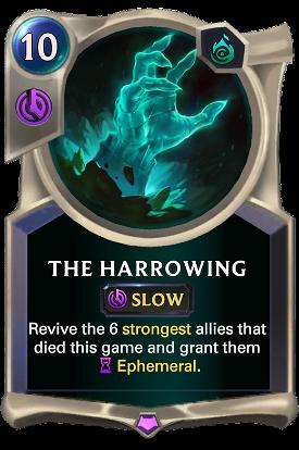 The Harrowing image