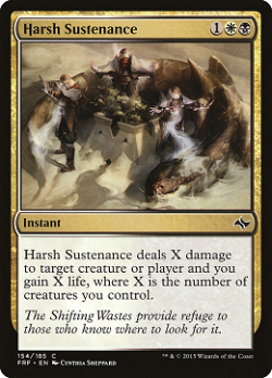 Harsh Sustenance image