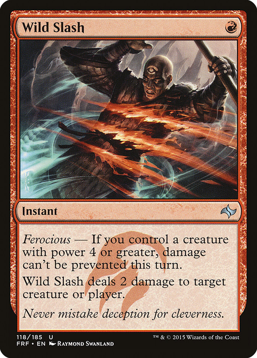 Wild Slash image