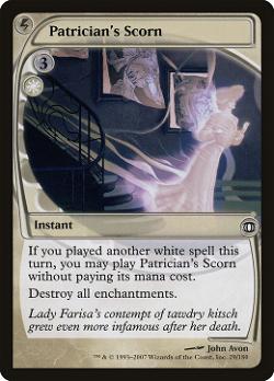 Patrician's Scorn image