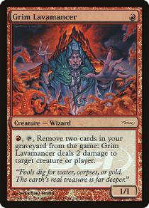 Grim Lavamancer image