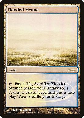 Flooded Strand image
