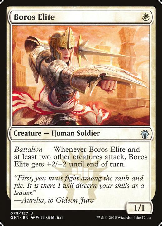 Boros Elite image