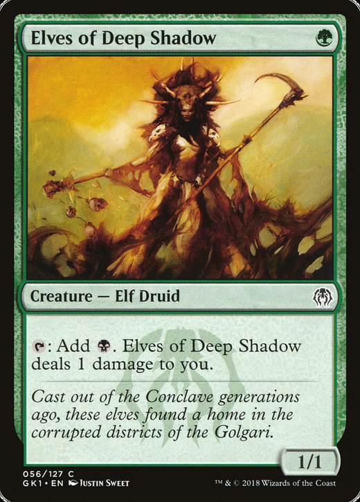 Elves of Deep Shadow image