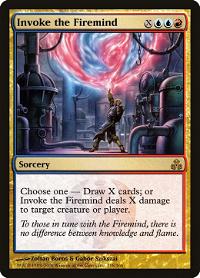 Invoke the Firemind image