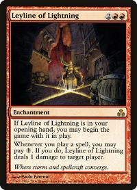 Leyline of Lightning image