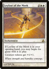 Leyline of the Meek image