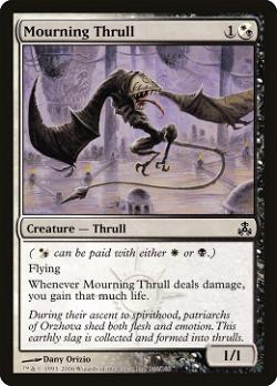 Mourning Thrull image