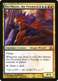 Niv-Mizzet, the Firemind image