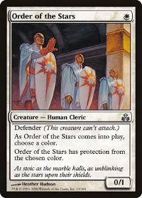 Order of the Stars image