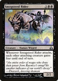 Smogsteed Rider image
