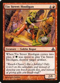 Tin Street Hooligan image
