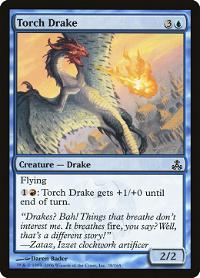 Torch Drake image