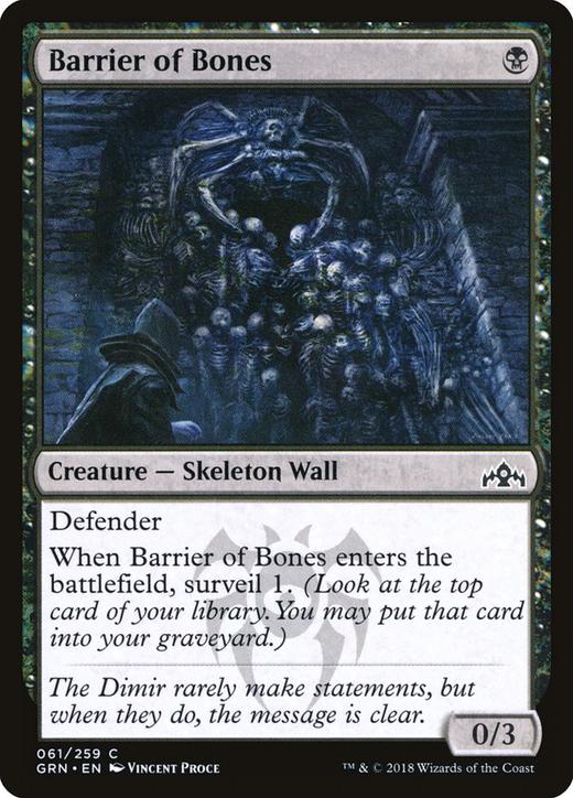 Barrier of Bones image