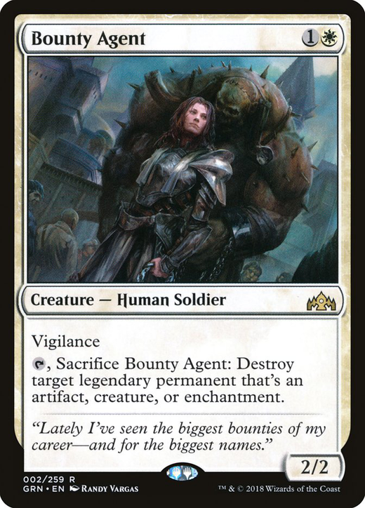 Bounty Agent image