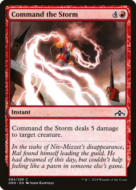 Command the Storm image