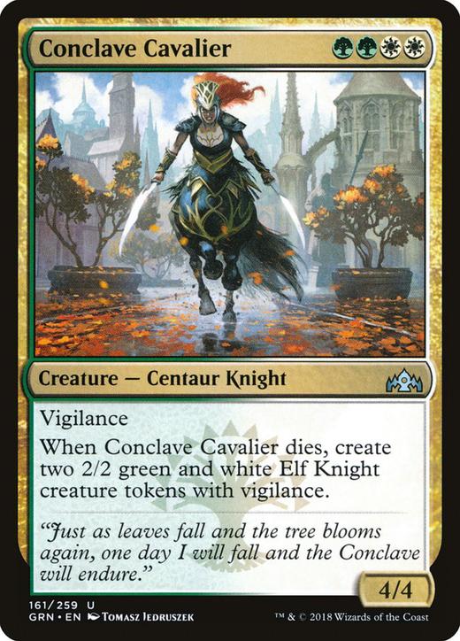 Conclave Cavalier image