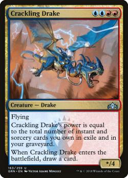 Crackling Drake image