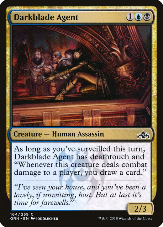 Darkblade Agent image