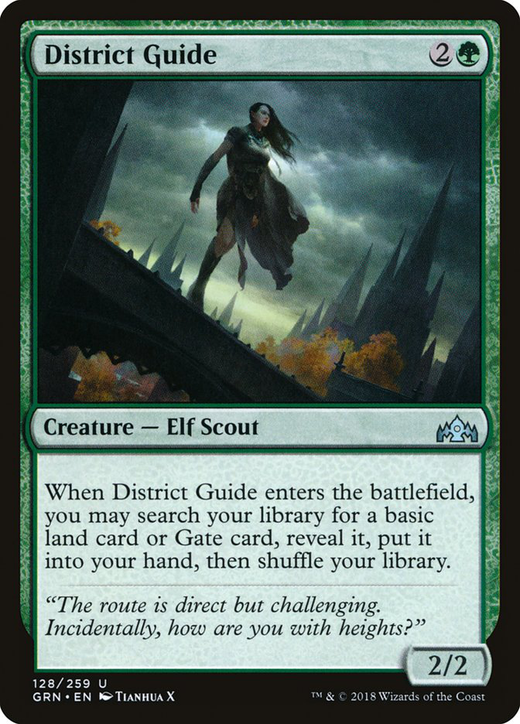 District Guide image