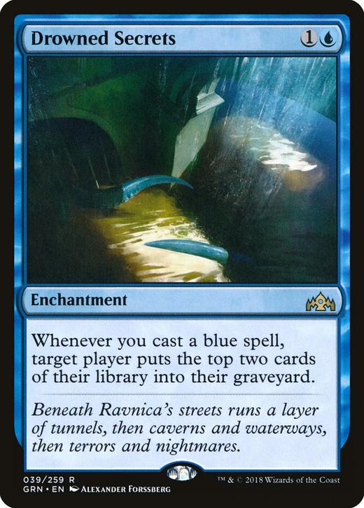 Drowned Secrets image