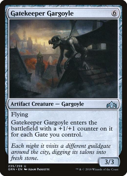 Gatekeeper Gargoyle image
