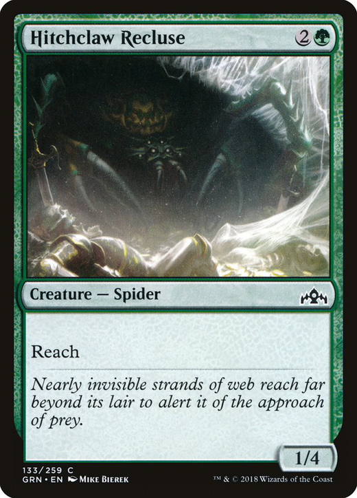 Hitchclaw Recluse image