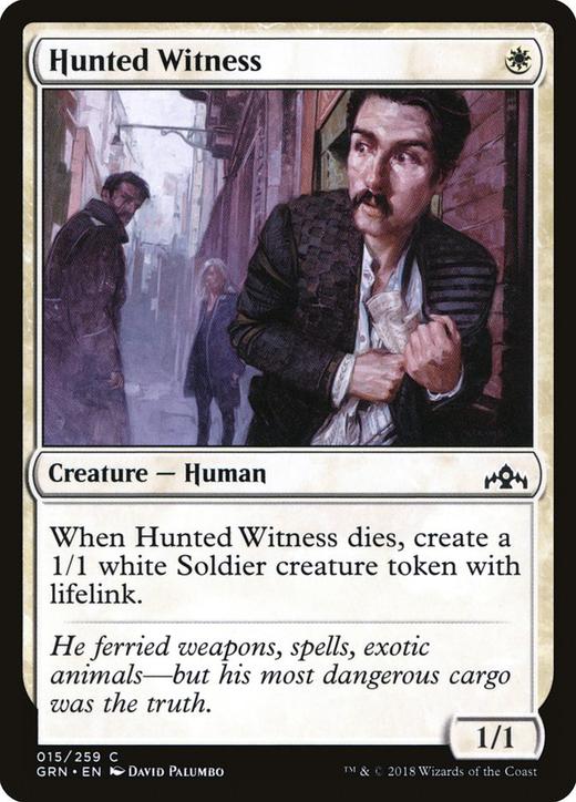 Hunted Witness image