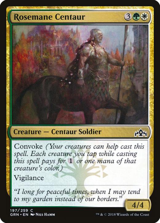 Rosemane Centaur image