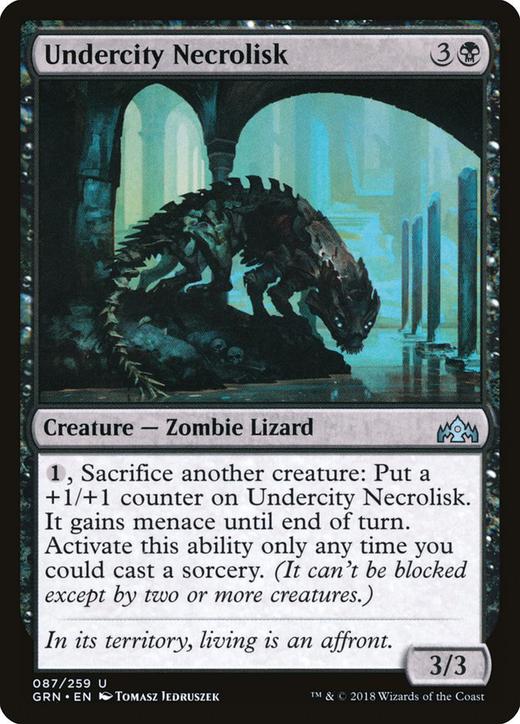 Undercity Necrolisk image