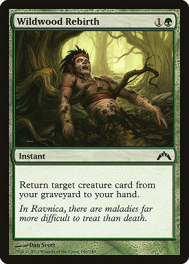 Wildwood Rebirth image