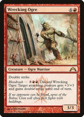 Wrecking Ogre image