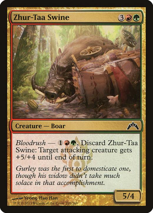 Zhur-Taa Swine image