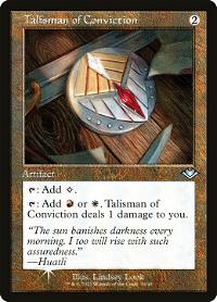 Talisman of Conviction image