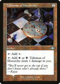 Talisman of Hierarchy image