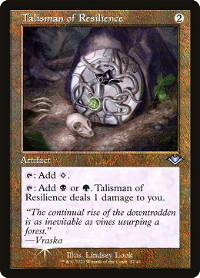 Talisman of Resilience image