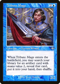 Tribute Mage image