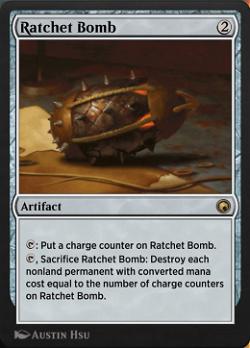 Ratchet Bomb image