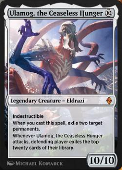 Ulamog, the Ceaseless Hunger image