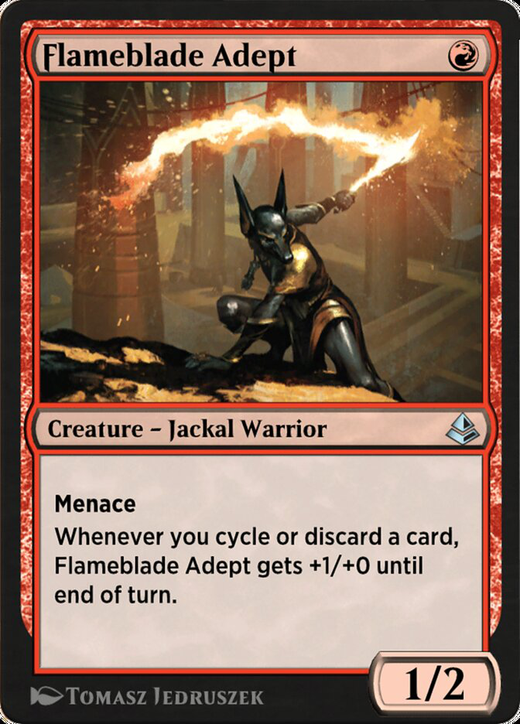 Flameblade Adept image