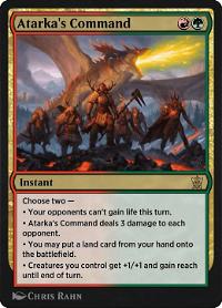 Atarka's Command image