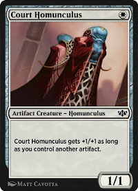 Court Homunculus image